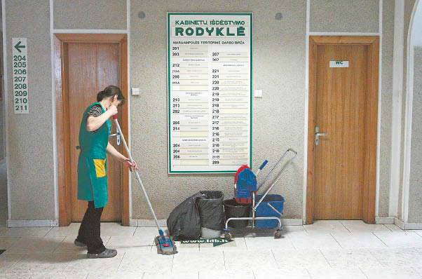 Neįgalieji – ne patys geidžiamiausi darbuotojai
