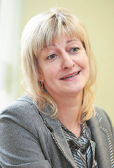 Kalvarijos seniūnijos seniūnė Irena Abraitienė (Eksperto komentaras)