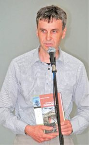 Vykintas Vaitkevičius gyvenimą paskyrė ypatingų vietų tyrinėjimui.