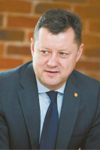 Rimas BRADŪNAS, Kauno apygardos prokuratūros vyriausiojo prokuroro pavaduotojas
