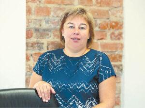 Marijampolės apylinkės prokuratūros vyriausiojo prokuroro pavaduotoja Eglė Kirpienė.