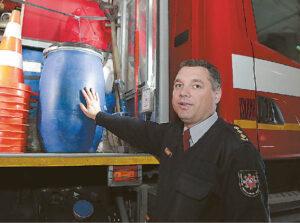 Pasak Ryčio Masio, kiekviename gaisriniame automobilyje yra daugybė priemonių, skirtų gesinti gaisrus, padėti pakliuvusiems į avariją, įvykus cheminiams incidentams.
