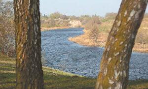 Didžiausia Suvalkijos upė Šešupė atskirose atkarpose pasižymi skirtinga ekologine būkle. Pavyzdžiui, atkarpos nuo Kalvarijos iki Liudvinavo vandens būklė vidutinė, tuo tarpu netoli Marijampolės tekančios upės vanduo yra geros būklės.