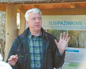 Į mūsų klausimus atsako Arūnas PRANAITIS, Žuvinto biosferos rezervato direkcijos vadovas.