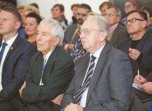nauskas prisidėjo ir prie konferencijos organizavimo.