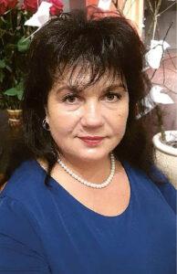 Kolektyvo vadovė Danutė Berteškienė.