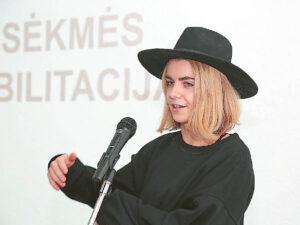 """""""Svarbu, kad būtų įdomu ir sunku, – sako Jolita Vaitkutė. – Todėl visi mano projektai sudėtingi."""""""