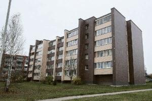 Renovacija Lietuvoje. uotrauka iš BETA archyvo.