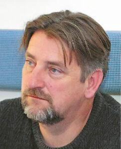 Arūnas KAPSEVIČIUS, kraštotyrininkas, žurnalistas.