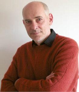 Linas BITVINSKAS,  žurnalistas. Nuotrauka iš pašnekovo albumo
