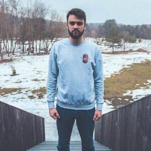 Komikas Airidas Jankus teigia, kad norint įveikti depresiją svarbiausia nenuleisti rankų ir nuosekliai rūpintis savo sveikata. Asmeninio archyvo nuotrauka