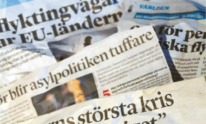 Lietuvos žiniasklaidos modelis labai panašus į skandinavišką, tačiau kai kuriose srityse mes juos tik vejamės.