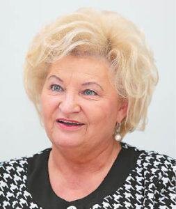 Irena LUNSKIENĖ, politikė.  Ričardo PASILIAUSKO nuotrauka