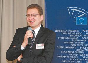 Dainius RADZEVIČIUS, Lietuvos žurnalistų sąjungos pirmininkas