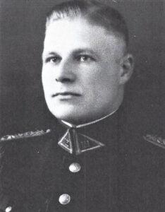 Vaclovas Nenortas – 9-ojo pėstininkų Lietuvos kunigaikščio Vytenio pulko karininkas. Nuotrauka iš autoriaus archyvo
