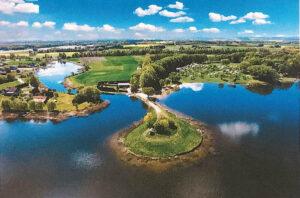 Tokį Paežerių ežerą pamatys ne kiekvienas... Kęstučio INKRATOS nuotrauka