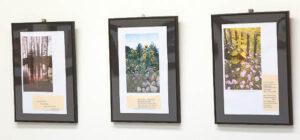 Parodoje – nuotraukų ir eilėraščių duetai.