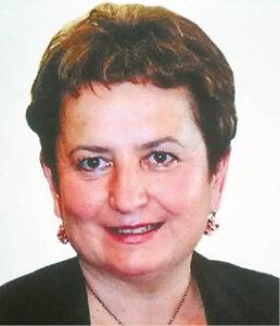 Vytauto Didžiojo universiteto Švietimo akademijos docentė Aldona Mazolevskienė. Nuotrauka iš asmeninio albumo