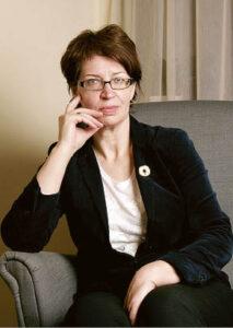 Gydytoja psichiatrė Vilma Andrejauskienė pastebi, kad visuomenė sąmoningėja – dėl priklausomybės nebebijoma kreiptis pagalbo. Nuotrauka iš www.pkc.lt
