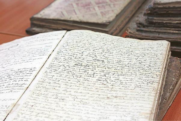 Bažnytinėse knygose – neįkainojami lobiai (Ieškojimai ir atradimai)
