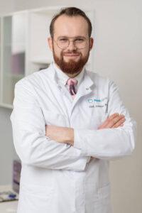 Plastikos chirurgas Andrius Pajėda