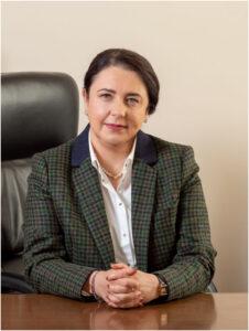 Nuotraukoje: Valstybinio visuomenės sveikatos stiprinimo fondo vadovė Gražina Belian