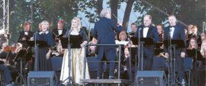 Solistai: Kristina Zmailaitė, Aistė Miknytė, Edmundas Seilius, Egidijus Dauskurdis. Redos BRAZYTĖS nuotraukos