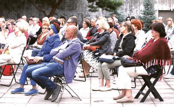 Šv. Jurgio meno sezonas tęsiasi: jaudinanti istorijos žmogiškumo tema...