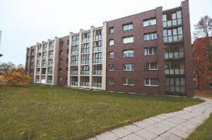 Daugiabučių renovacija Lietuvoje.Nuotrauka iš BETA archyvo.
