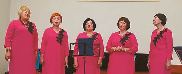 Marijampolėje vėl skambėjo pravoslavų dvasinė muzika ... (Kultūra be sienų)
