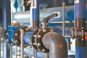 Jei viena vandenvietė staiga nustotų veikti, vandenį į centralizuotą sistemą patiektų kita.