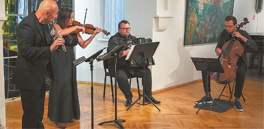 Festivalis skamba ir tango ritmu (Kultūra be sienų)