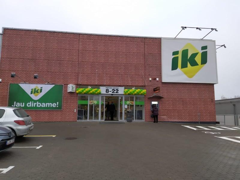 Atidaryta IKI
