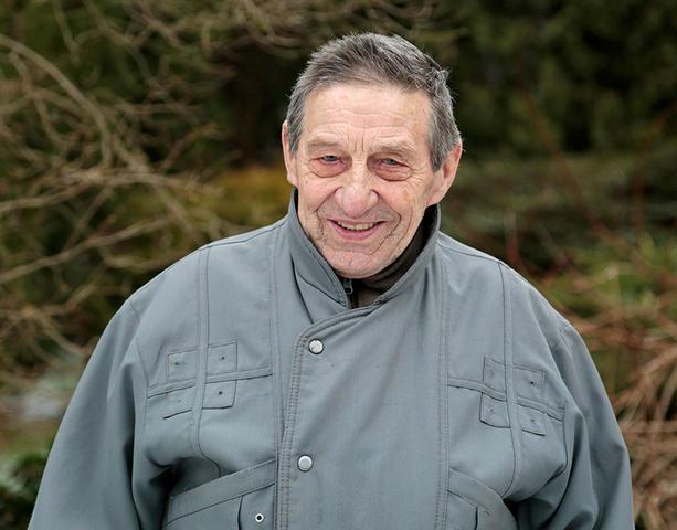 Kraujo donoru P. Kaminskas buvo ir gyvenimą kitiems dovanojo 42-ejus metus.