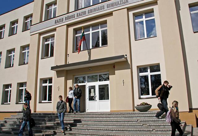 Įgyvendinant mokyklų tinklo pertvarkos bendrąjį planą, mažąsias mokyklas numatoma prijungti prie Kazio Griniaus gimnazijos.