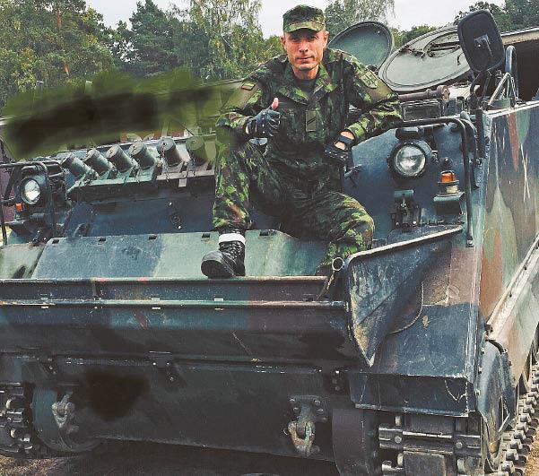 Karo prievolininkai mokymuose atnaujina žinias ir įgūdžius
