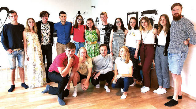 Vilkaviškio jaunimui padeda svajonę sukurti savo verslą paversti realybe: mokėsi iš patyrusių verslininkų