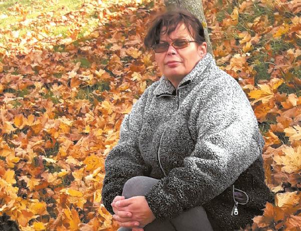 Gamtoje Rita Volteraitienė ir pailsi, ir semiasi įkvėpimo.