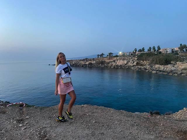 Emerita Pankė sako, kad Kipras ją netikėtai nustebino ir sužavėjo, todėl planuoja čia dar kada nors sugrįžti.