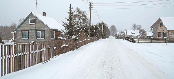 Manoma, kad Jūrės kaimas buvo įkurtas dar XVIII a.