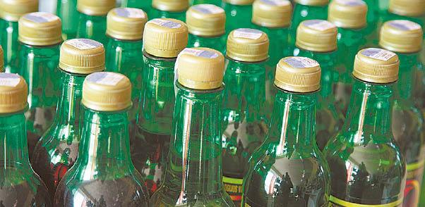 Per antrą karantiną sumažėjo apsinuodijimo alkoholiu atvejų tarp paauglių (iki 15 metų amžiaus grupėje).