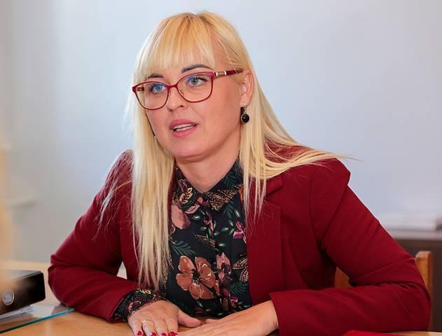 """""""Jeigu ligoniai neina pas mus, mes einame pas ligonius"""", – sako K. Škarnulienė, pasakodama apie ambulatorines paslaugas."""