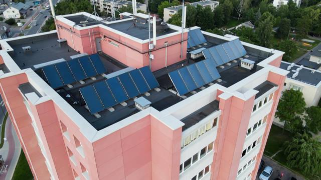 Ateitis jau čia – atsinaujinantys  energijos šaltiniai daugiabučiuose