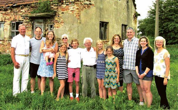 Makauskų dvarvietė 2016 metų rugpjūčio 3 d. sulaukė savo šeimininko.
