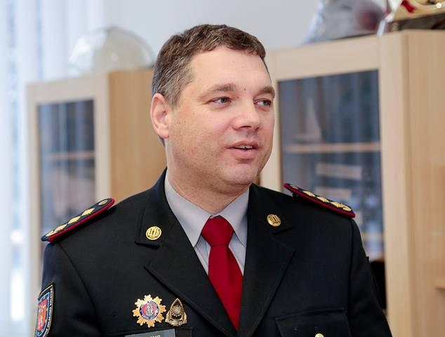 """""""Esu dėkingas pareigūnams, kad ir esant sudėtingai situacijai, išsaugojo puikų pasirengimą"""", – sako R. Masys."""