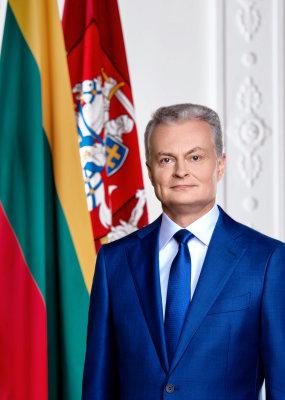 Lietuvos Respublikos Prezidento Gitano Nausėdos sveikinimas Nepriklausomybės atkūrimo dienos proga