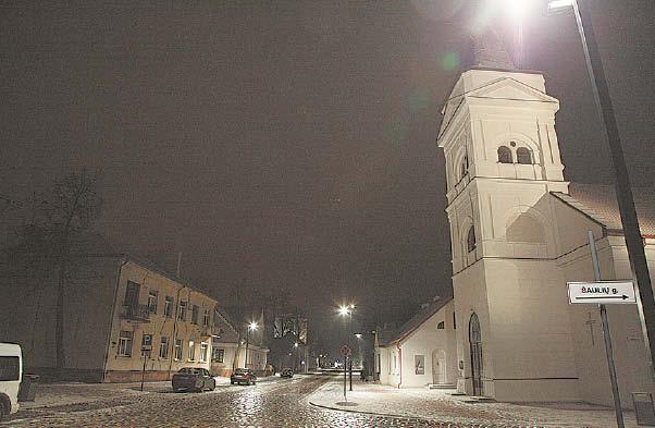 Po 1815 m. gaisro prie Peterburgo plento, t. y. dabartinės Kauno gatvės, statyti buvo leidžiama tik mūrinius pastatus.