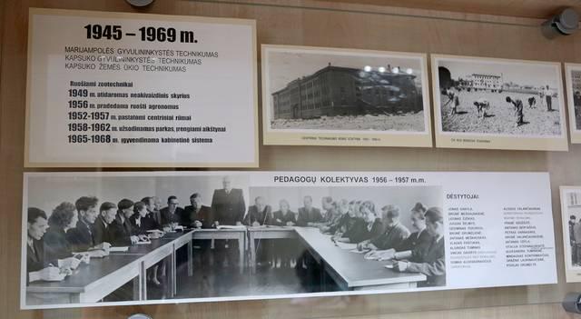 VTF muziejus įrengtas dabartiniuose kolegijos rūmuose, o Edukologijos ir socialinio darbo fakulteto muziejus liko senajame pastate Vytauto gatvėje.