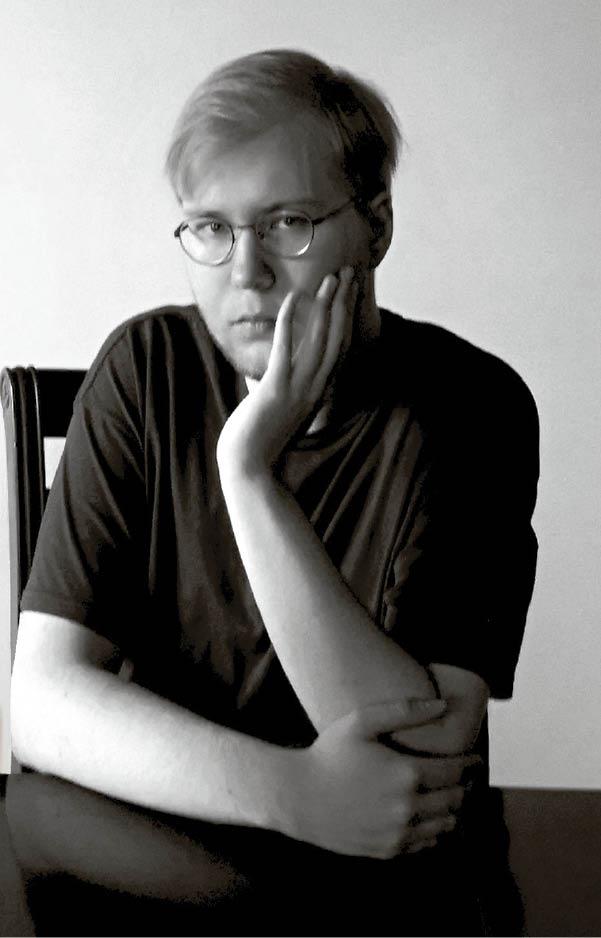 Marijampolietis Lukas Butkus – nepaprastai kūrybinga asmenybė.