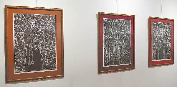 Parodos fragmentai – tik ekspozicijos įvairovės ir meninio lygio mažas atspindys...